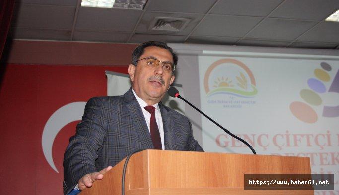 Köyüne dönen gençlere 30 bin lira destek