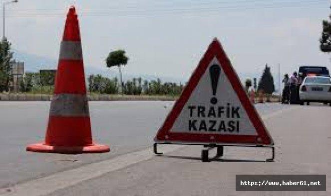 Mardin'de iki polis kaza kurbanı