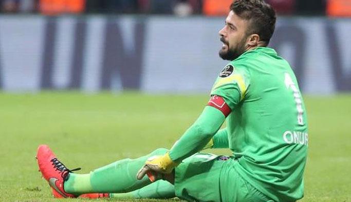 Trabzonspor'a Onur şoku