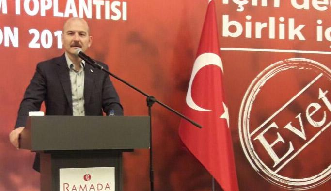 Bilgi Trabzon'da geldi! Soylu açıkladı...