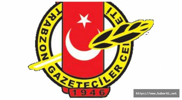 Trabzon Gazeteciler Cemiyeti FETÖcüleri ihraç etti