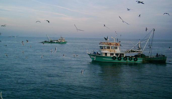 Trabzonlu balıkçılar rotayı Afrika ülkesine çevirdi