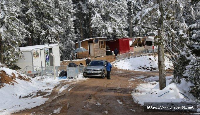 Cerattepe'de maden karşıtlarının kulübesi mahkemelik