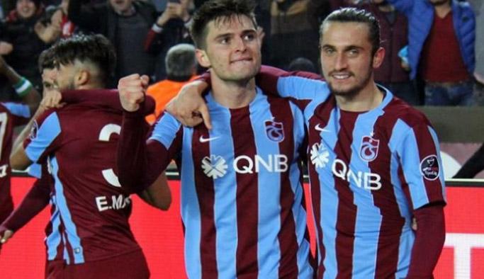 Dev kulüp Trabzonsporlu'ya hayran kaldı!