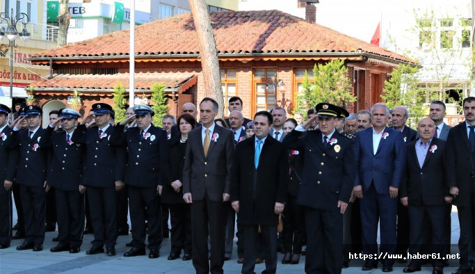 Polis haftası Akçaabat'ta kutlandı