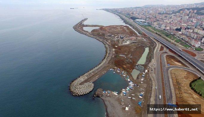 Trabzon sahilinde nelerin yapılacağına Trabzonlu karar verecek