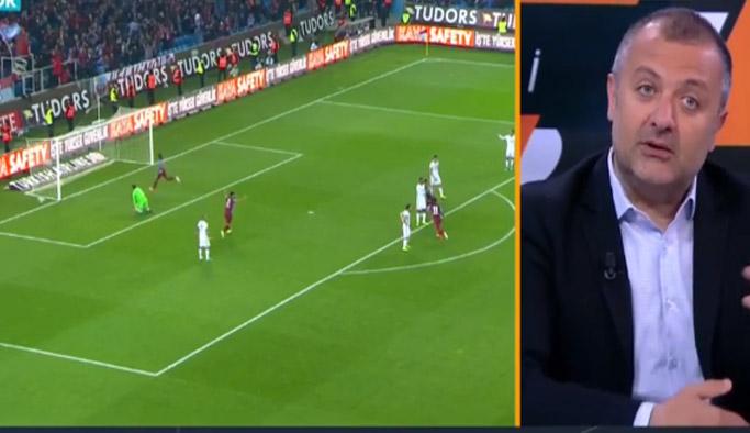 """Trabzonspor'un savunmacısı bunu yapamaz!"""