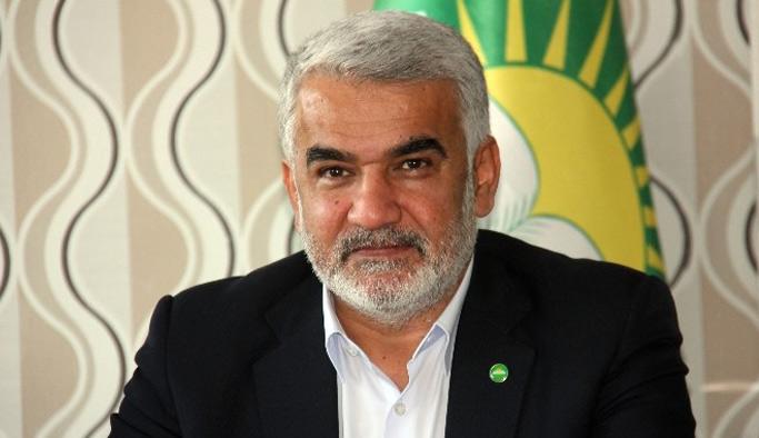 HÜDA PAR Genel Başkanı Trabzon'da