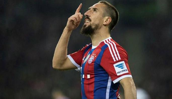 Ribery gerçeği!