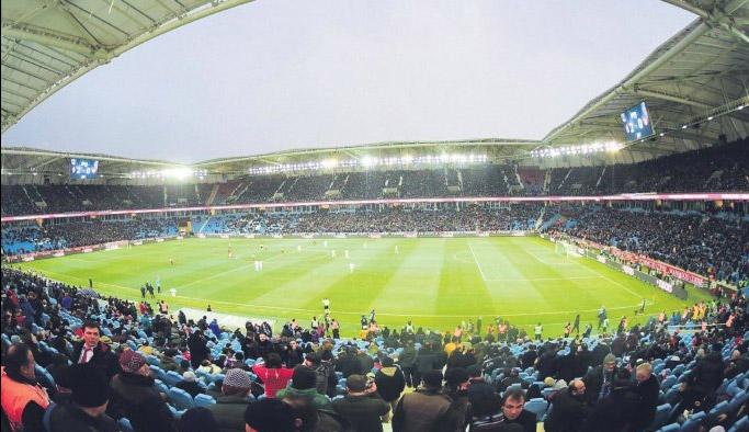Trabzonspor Fenerbahçe'yi geçti
