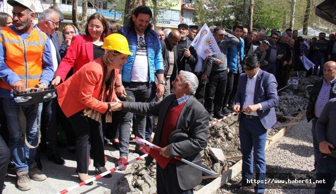 CHP Genel Başkan Yardımcısı Böke Artvin'de