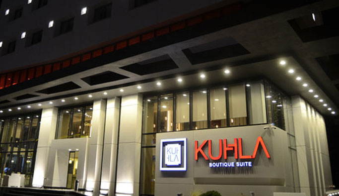 Kuhla Boutique Suite Hotel Türkiye'de ilk 25'in içinde