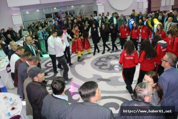 Trabzonlular Samsun'da buluştu