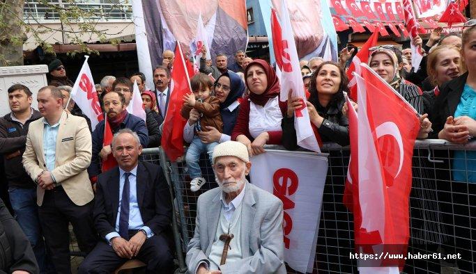 Trabzonlu İş adamı korkuyorum