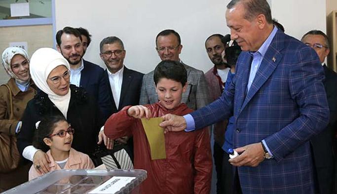 Erdoğan: Bu bir dönüşüm tercihi