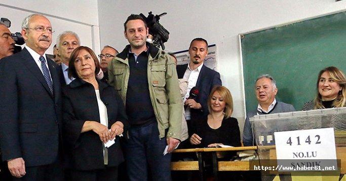 Kılıçdaroğlu'nun sandığından HAYIR çıktı
