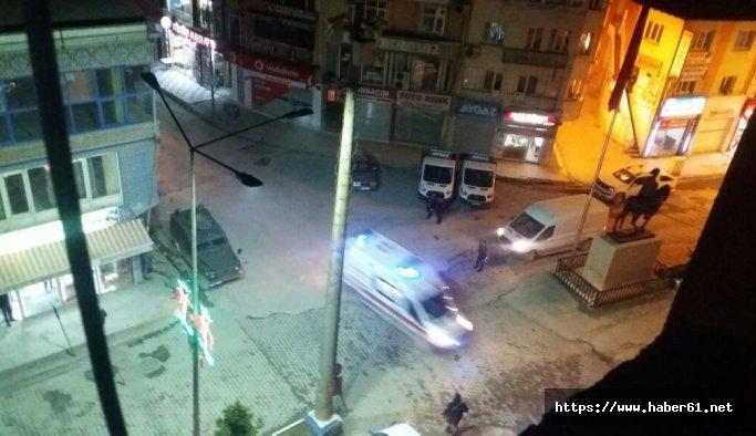 Roketli saldırıda yaralanan askerler tedavi altına alındı