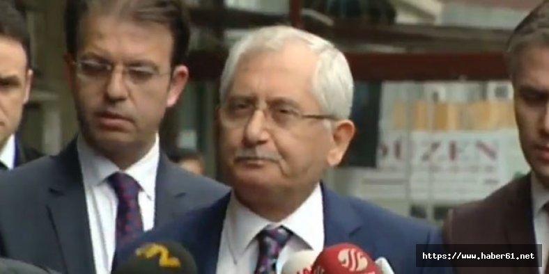 YSK Başkanından yeni mühürsüz pusula açıklaması
