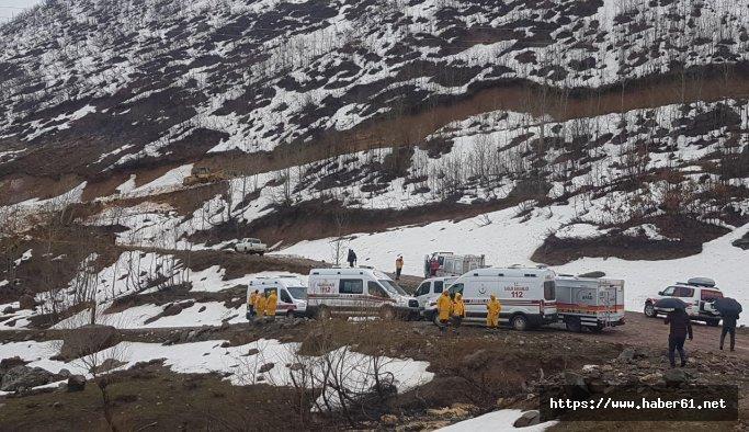 Bakan Soylu'dan helikopter kazası açıklaması!