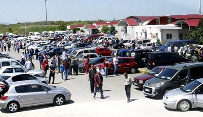 Doğu Karadeniz'de araç alım satımı düştü