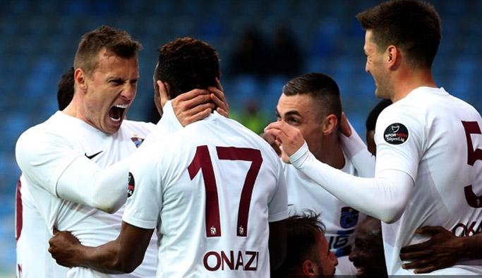Kıtalararası Trabzonspor!