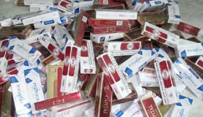 Savcıya sigara kaçakçılığından 2.5 yıl hapis cezası!