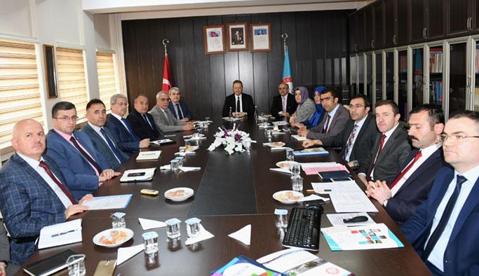 Trabzon'da eğitim toplantısı