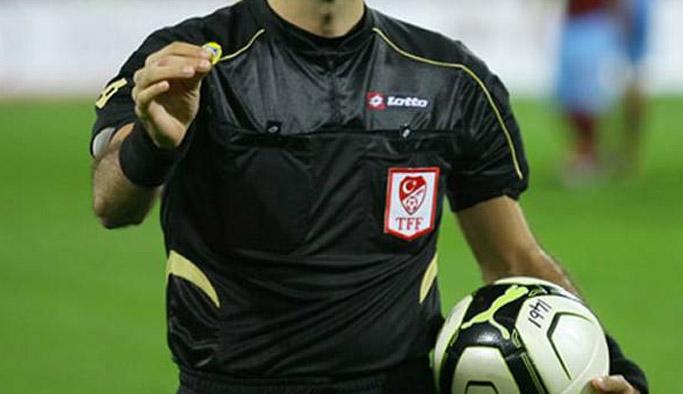 Antalya Trabzon maçını kim yönetecek?