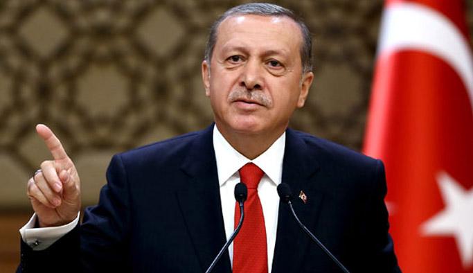 Erdoğan: Bu iş bitti!