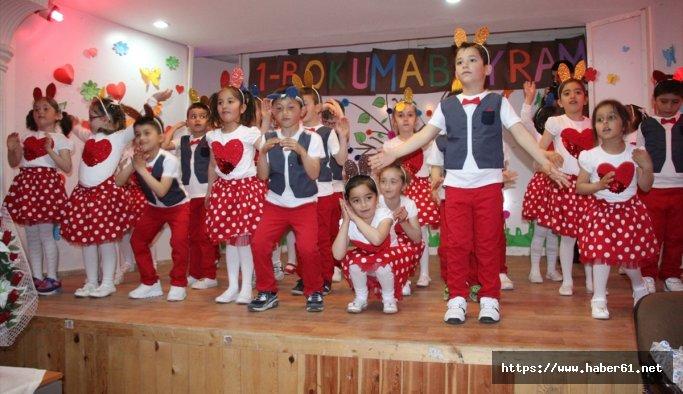 Giresun Güce'de öğrencilerden etkinlik