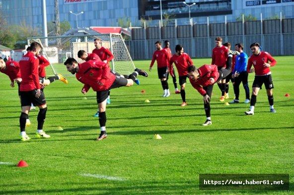 Samsunspor hayati maça hazırlanıyor