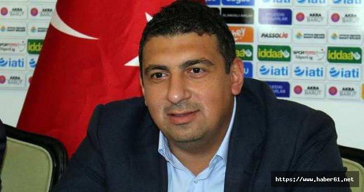 """""""Trabzonspor maçı çok önemli bir dönemeç"""""""