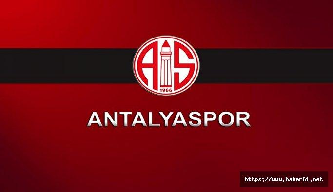 Antalyaspor'un Kadrosu belli oldu