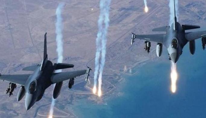 İsrail ordusu, Suriye'yi vurdu
