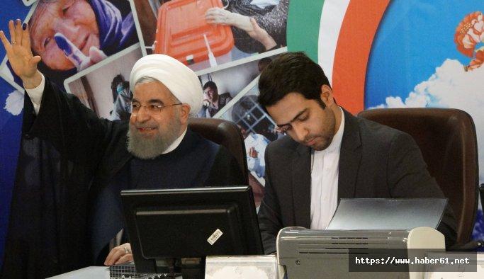 Ruhani'ye onay, Ahmedinejad'a veto!