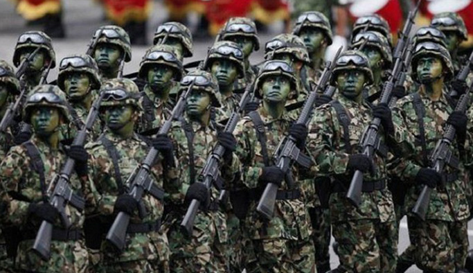TSK açıkladı: 5 asker şehit oldu, 45 terörist öldürüldü!