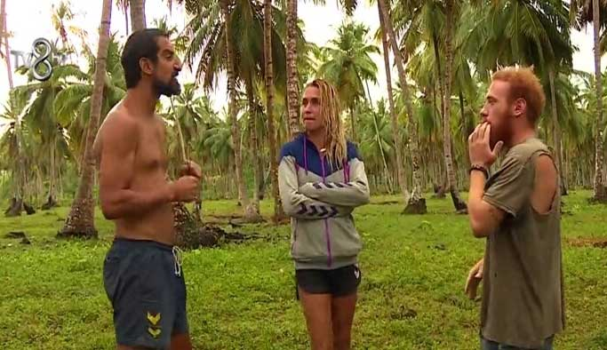 Survivor dokunulmazlık oyununu kim kazandı? Survivor ada konseyinde çıkan isim