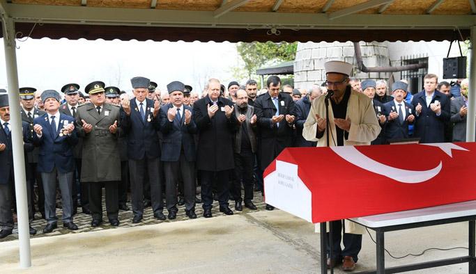 Trabzonlu Kore gazisine veda