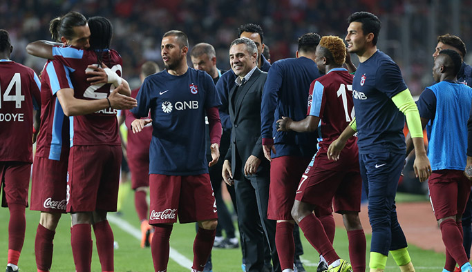 Trabzonspor'dan Avrupa'ya dev adım!