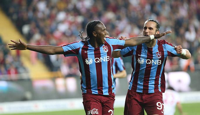 Trabzonspor geçen yıla fark attı