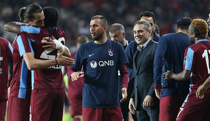 Trabzonspor gol yemiyor