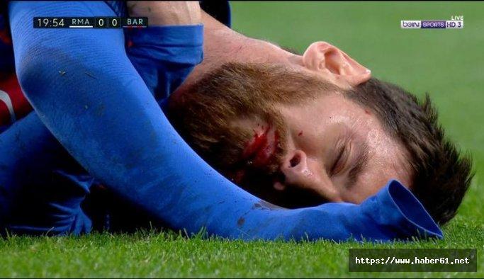 Barcelona Real Madrid'i son dakikada devirdi - Real Madrid Barcelona maç özeti