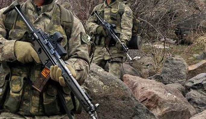İçişleri Bakanlığı açıkladı: 1 haftada 66 terörist...