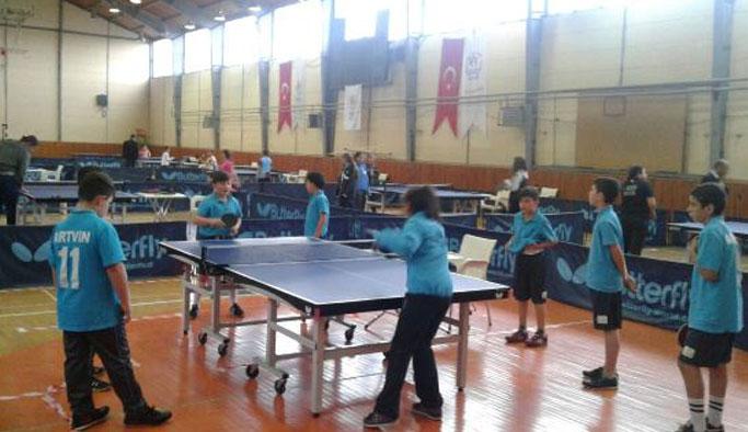 Trabzon'da haftasonu spor üstüne spor