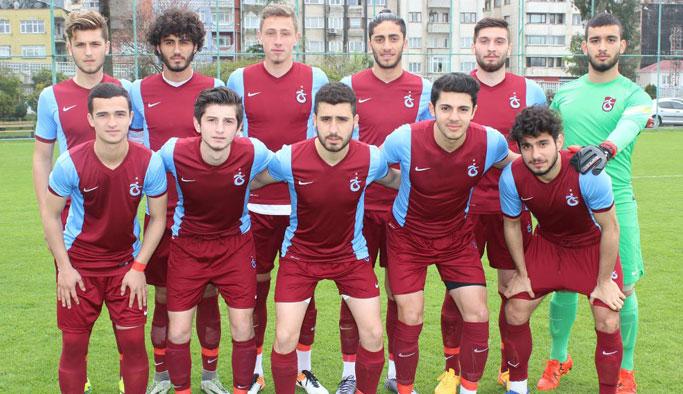 Trabzonspor altyapıları farklı kazandı