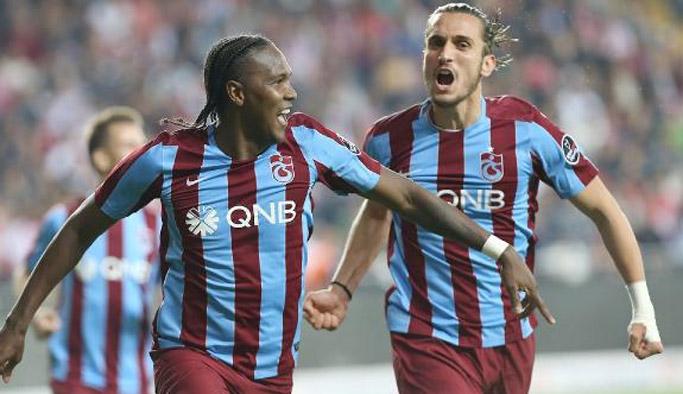 Trabzonspor gol ortalamasını arttırdı
