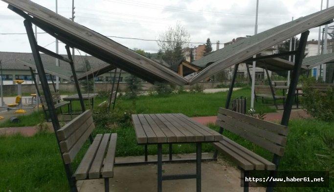 CHP'li Sungur'un çocuk parkı isyanı