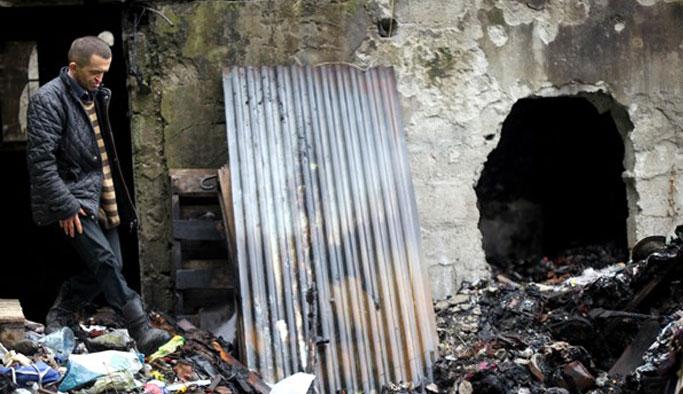 Giresun'da evi yanan vatandaşa mahkemeden şok!