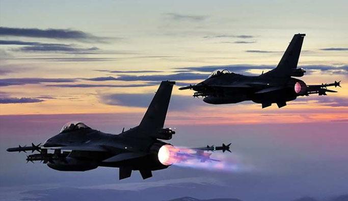 PKK'ya hava harekatı: 6 Terörist...
