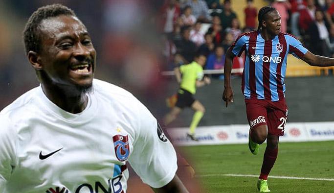 Trabzon'un golcüleri ikinci yarı açıldı
